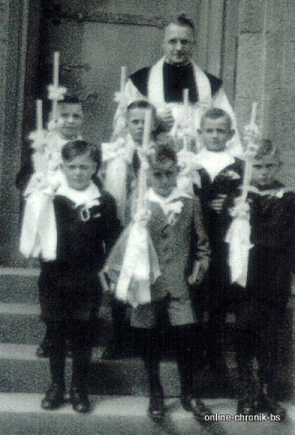 1945 J01 Karlschmiderkommunion Gr