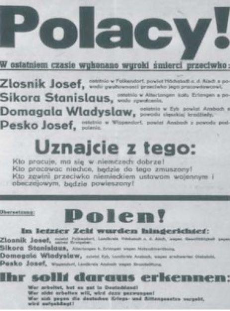 1939 D02 Plakatpolen