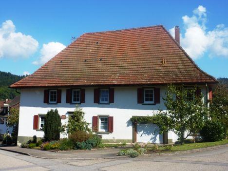 1652 Scharfrichter Haus Heute