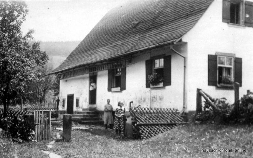 1949 D01 Haus Auf Der Schanz Fuerstlich Fuerstembergisches Forstamt