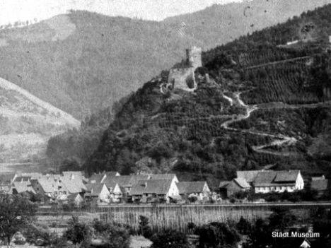 1894 B02 Innenstadt Vom Hegerfeld Burg Hopfenstangen