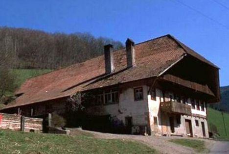 1493 Deckerhof Hauserbach Hof86 Foto Hg Litsche
