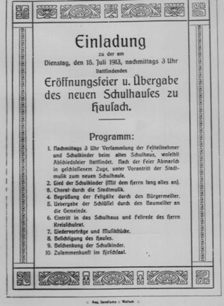 1913 A02 Seinladung1913webklein