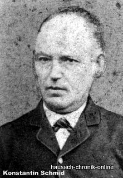 1811 03a 1870 1882 Schmid Konstantin Buergermeister