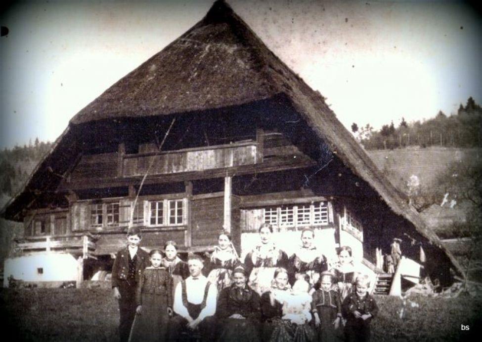 1493 Baschelehof Um1900 1907