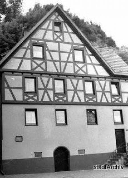 Bergbau Fuerstenbergisches Bergamt