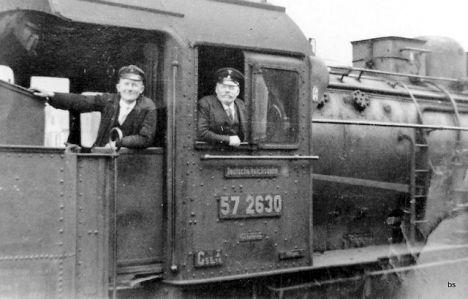 Eisenbahn Lokfuehrer Belli U Streit