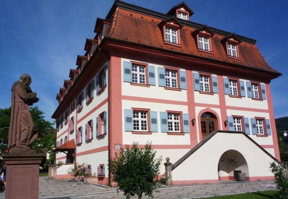 Industrie Herrenhaus Erbaut Von Rittmeister Ott Schaffhausen