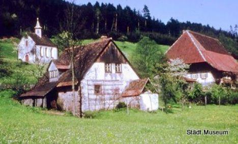 1646 Martinshof Um 1900