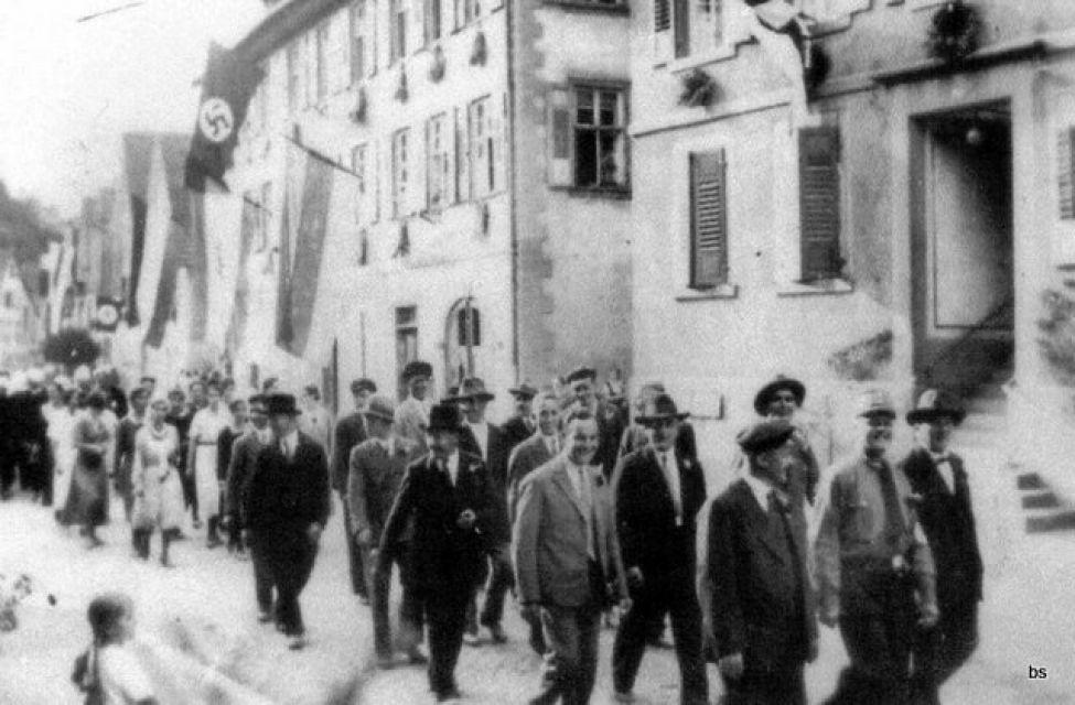 1933 A01 Einmarsch Der Ns07062016