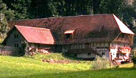 1493 Hof102 Faistenhof Breitenbach